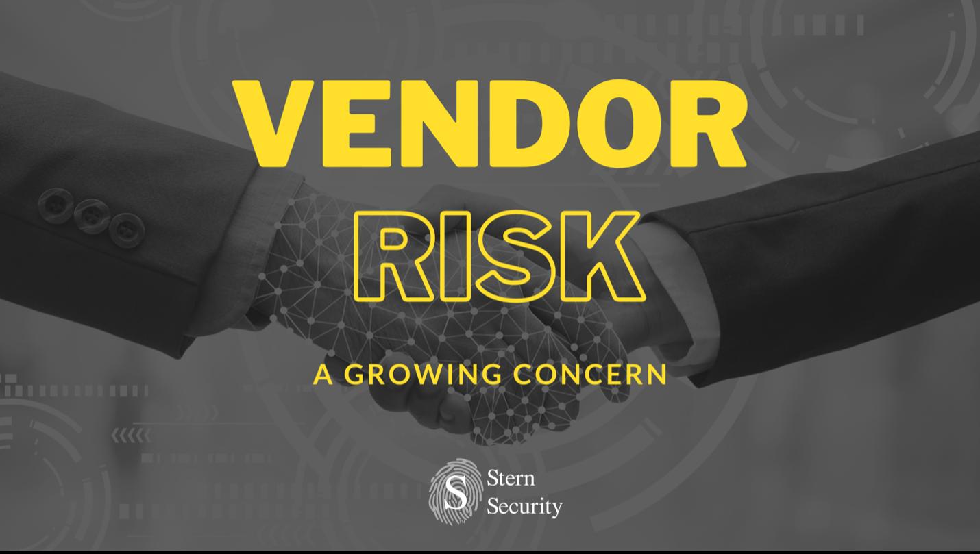 Vendor Risk
