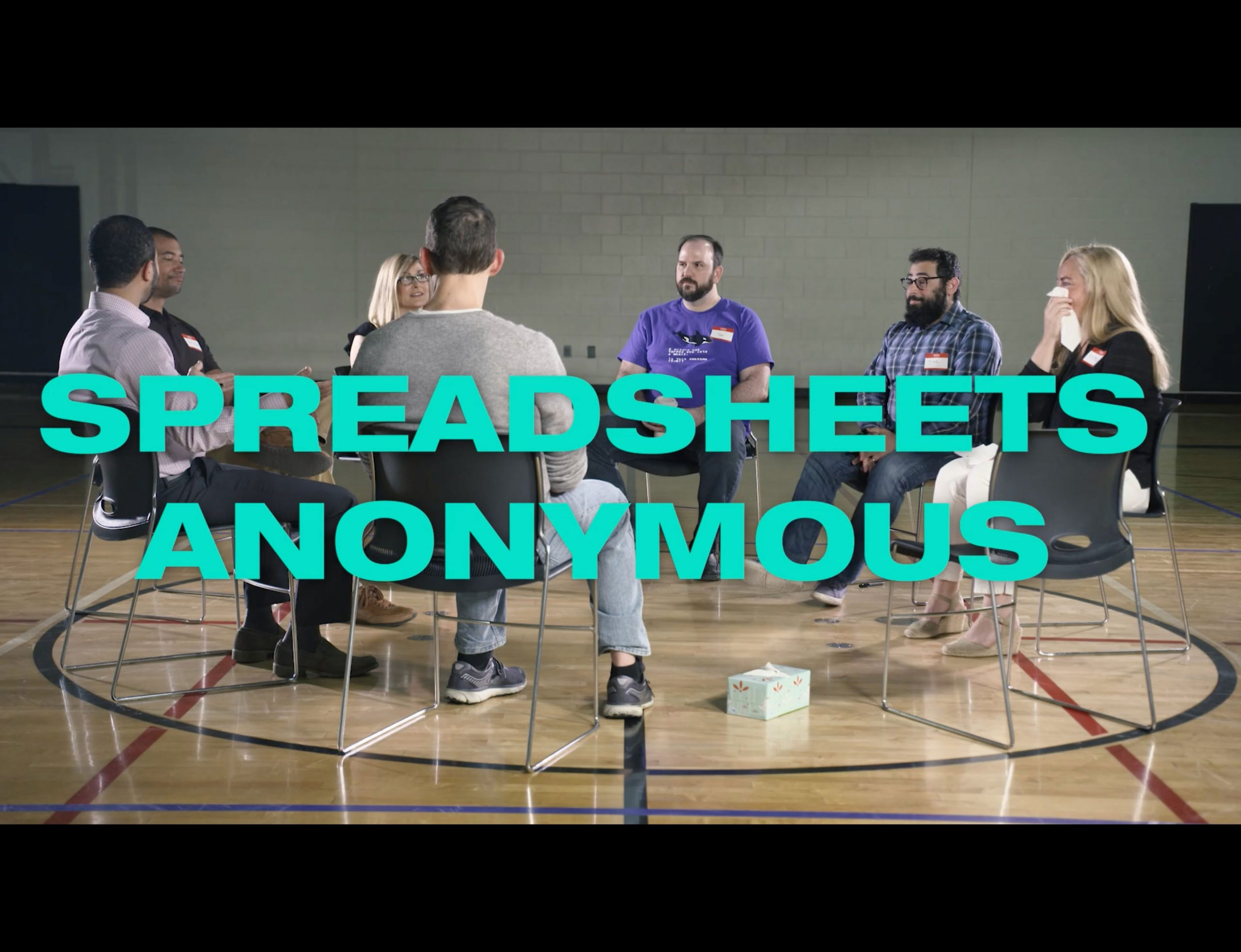 Spreadsheets Anonymous